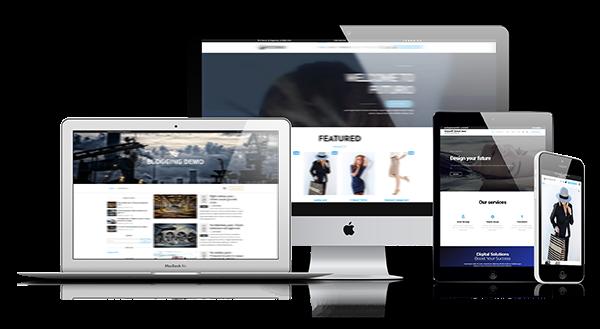 изграждане на уеб сайтове